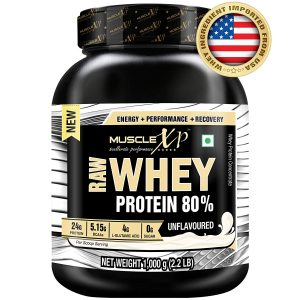 Musclexp Raw Whey Protein Concentrate