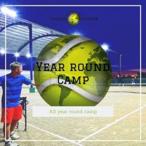 Year round Tennis Camp for juniors and adults on the Caribbean in Dominican Republic, Sosua – Cabarete.