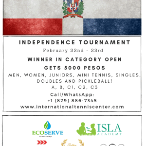 Independence Tennis Tournament