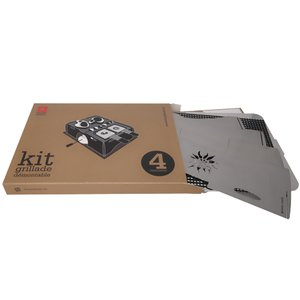 """Bundle """"Family"""" – Kitgrillade.ch 4 personnes"""