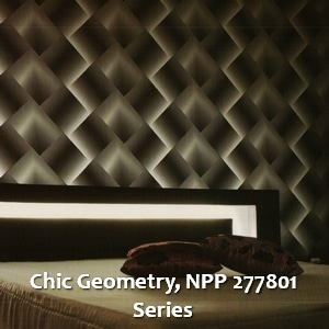 Chic Geometry, NPP 277801 Series