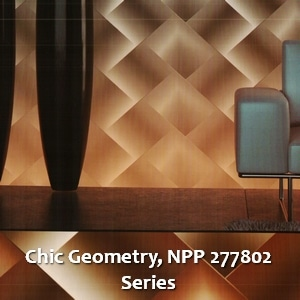 Chic Geometry, NPP 277802 Series