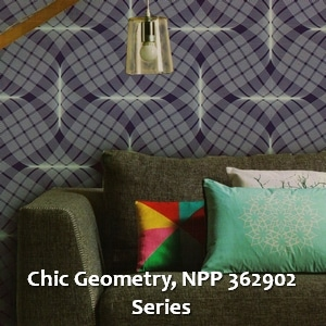 Chic Geometry, NPP 362902 Series