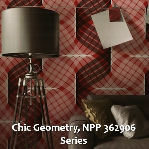 Chic Geometry, NPP 362906 Series
