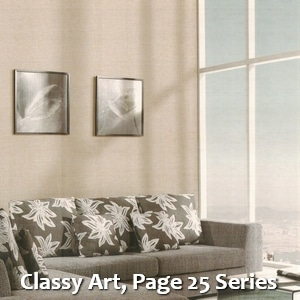 Classy Art, Page 25 Series