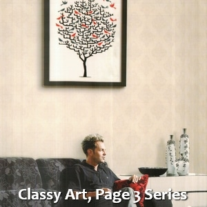 Classy Art, Page 3 Series