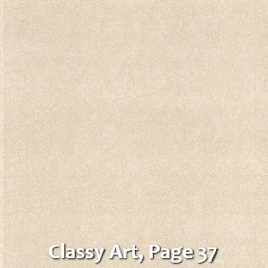Classy Art, Page 37