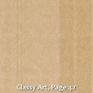 Classy Art, Page 42