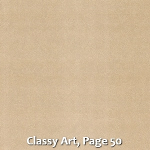 Classy Art, Page 50