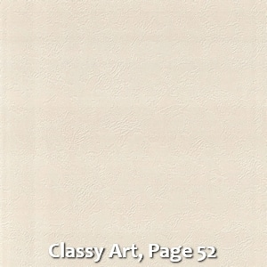 Classy Art, Page 52