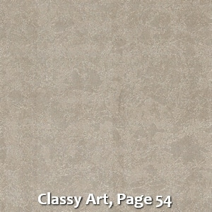 Classy Art, Page 54