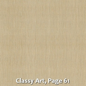 Classy Art, Page 61