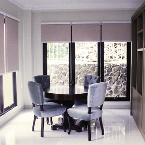 Roller Blind Onna - Chain 38 With Valance