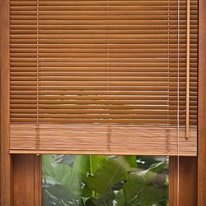 Wooden Blind Onna