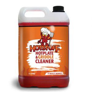 hot plate cleaner