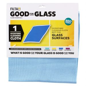 Filta aqua glass cloth