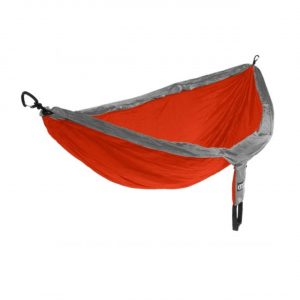 ENO Double nest hammock orange grey