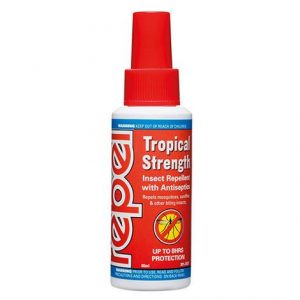 repel tropical strength pump spray 60m
