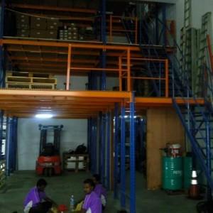 Warehouse @ Enterprise Road-Mezzanine Racking