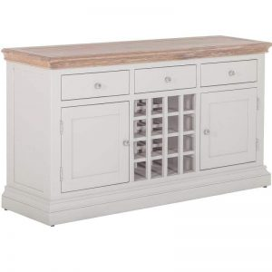 Rosa Large Wine Rack and Sideboard