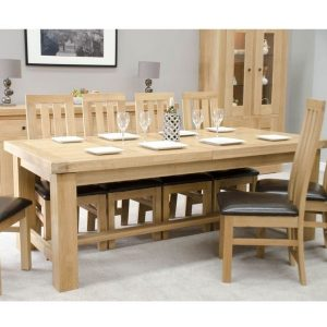 Extra Large Extending Dining Table