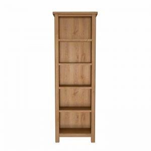 Kettlewell Oak Bookcase