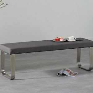 Ava Medium Grey Bench