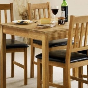 Dining Chairs with Seat Pads