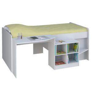 Pilot Cabin Bed White