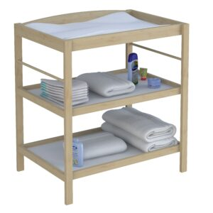 Kids Changing Table 1080 - Natural