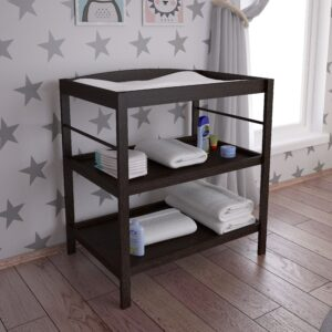 Kids Changing Table 1080 - Wenge