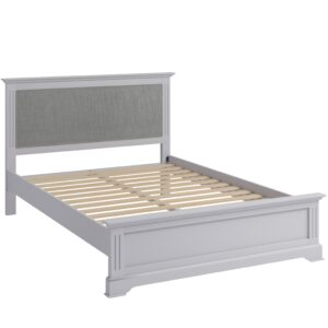 Marcel Grey Double Bed