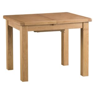Carthorpe Oak 1M Butterfly Extending Table