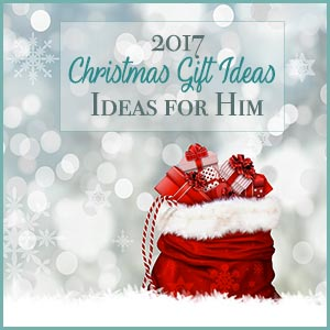 2017 Christmas Gift Ideas for Him