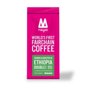 Moyee Fairchain Coffee - Double 250g Whole Bean