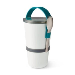 Black+Blum LunchPot Essenscontainer Blau (Ocean)