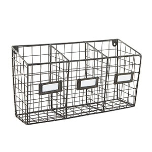 trio wire basket storage