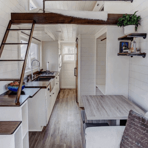 THE MOHICAN MODERN TINY HOUSE LIVING