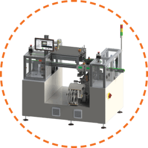 machine for serialization and tamper evidence in the pharmaceutical secondary packaging line, ste