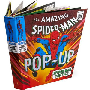 Spider-man Pop-up
