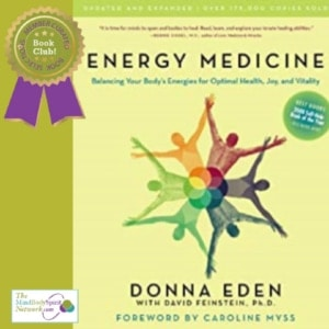 Video Book Review of Energy Medicine by Donna Eden