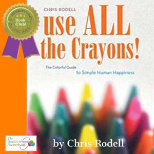 Video Book Review of Use All the Crayons by Chris Rodell