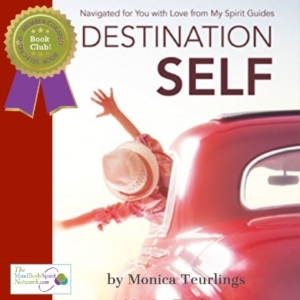 Video book review of Destination Self by Monica Teurlings