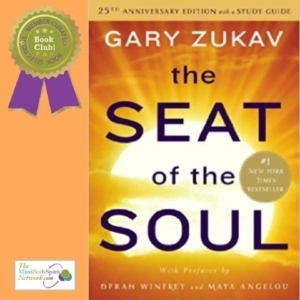 Video book review of The Seat of the Soul by Gary Zuvak