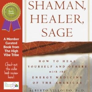 Video Book Review of Shaman Healer Sage by Alberto Villoldo