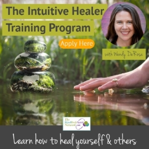 The Intuitive Healer Training program with Wendy DeRosa