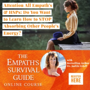 Empath Training Course The Empath's Survival Guide Online Course