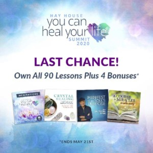 Buy You Can Heal Your Life 2020 Last Chance to Purchase All 90 lessons + BONUSES!