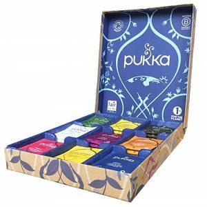 pukka herbal tea collection gift set