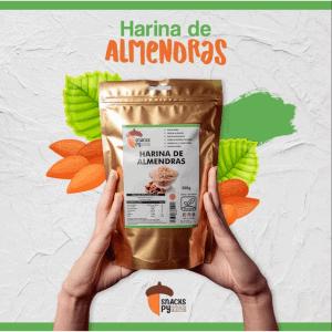 Harina de Almendras SnacksPy